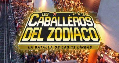 Harán saga de Los Caballeros del Zodiaco ambientada en México: La batalla de las 12 líneas.