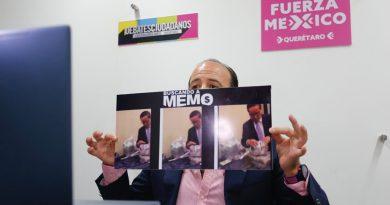 """Incursionará JC Martínez en el cine, estrenará en octubre """"Buscando a Memo""""."""