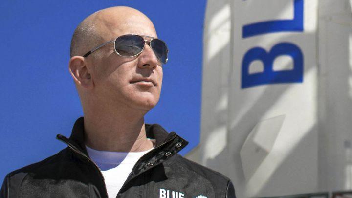 Entrega Amazon su primer envío en la estación espacial internacional.