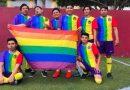 CELEBRAN LA INCLUSIÓN: América y Chivas unen sus uniformes.